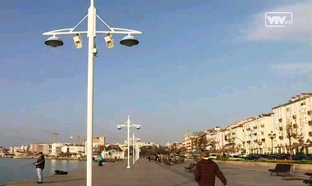 Thành phố cảng Santander - Tây Ban Nha