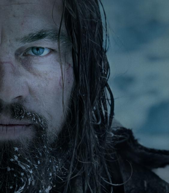 Leonardo DiCaprio trong tạo hình của nhân vật Hugh Glass. (Ảnh: The Guardian)