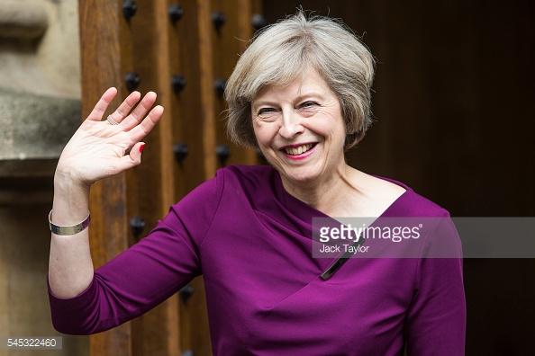 Nữ Thủ tướng Anh Theresa May
