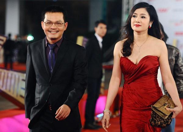Thu Hà xuất hiện tại Liên hoan phim quốc tế tại Hà Nôi mới đây. Vẻ đẹp mặn mà của chị khiến nhiều người ngưỡng mộ.