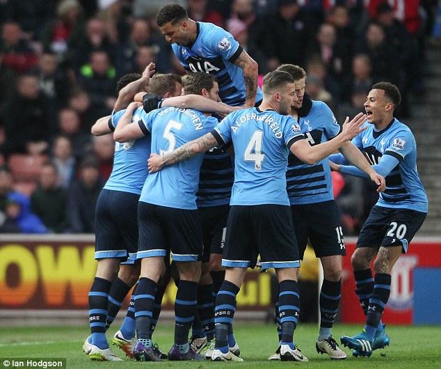 Tottenham đang được đánh giá cao về khả năng làm nên kì tích ở EPL với phong độ chói sáng.