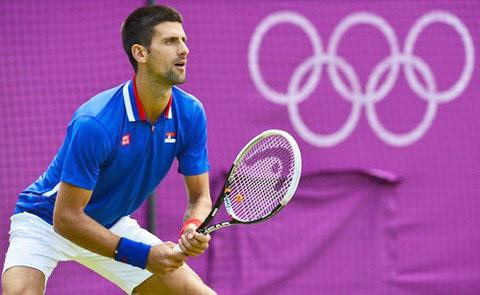 Djokovic đã sẵn sàng đem vinh quang cho đất nước Serbia tại Olympic Rio 2016