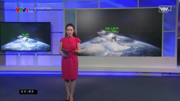 Không gian trường quay của Thế giới kết nối