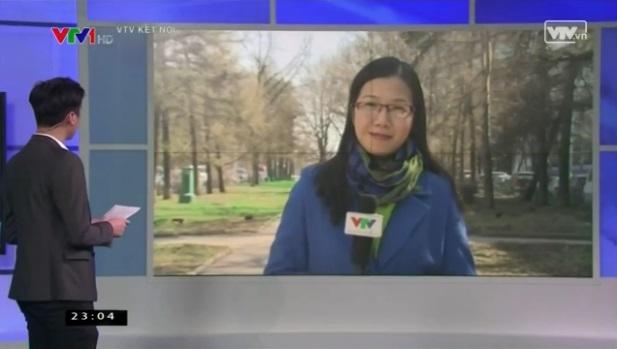 Thế giới kết nối sẽ có sự xuất hiện thường xuyên của các phóng viên thường trú Đài THVN tại nước ngoài
