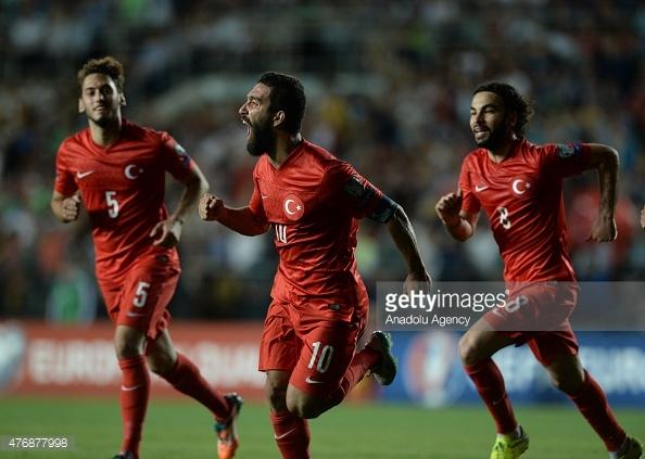 Thổ Nhĩ Kỳ luôn được đánh giá cao tại các giải đấu lớn. Ảnh: Getty