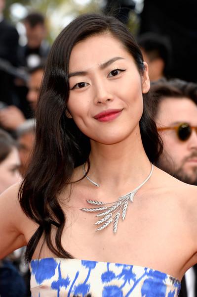 Người mẫu nổi tiếng Liu Wen.