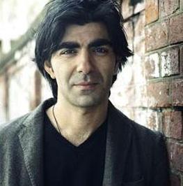 Đạo diễn người Đức Fatih Akin (Ảnh do Viện Goethe cung cấp)