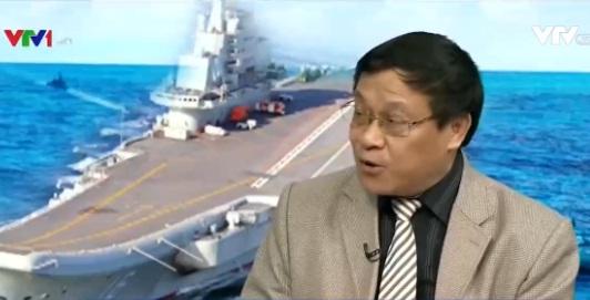 Đại tá Lê Thế Mẫu - nhà bình luận quốc tế của Viện Chiến lược quốc phòng, thuộc Bộ Quốc phòng