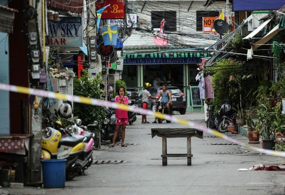 Mục tiêu đón 32 triệu khách du lịch của Thái Lan đứng trước thách thức sau loạt đánh bom vừa qua (Ảnh: CNN)