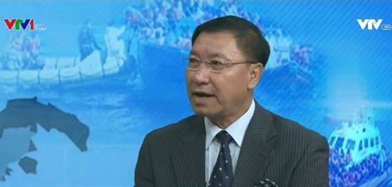 Ông Nguyễn Quang Khai – nguyên Đại sứ Việt Nam tại một số quốc gia Trung Đông