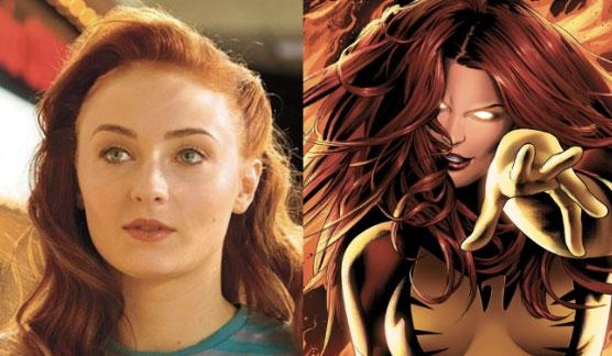 Liệu Sophie Turner có trở thành nhân vật phản diện trong phần tiếp theo?