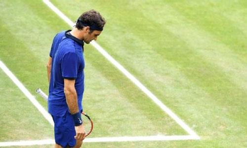 Federer vẫn chưa thể tìm lại phong độ cao nhất sau chấn thương