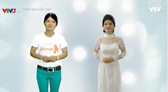 Thủy Tiên đã có được diện mạo mới sau khi được phẫu thuật trong chương trình Phép màu sắc đẹp.