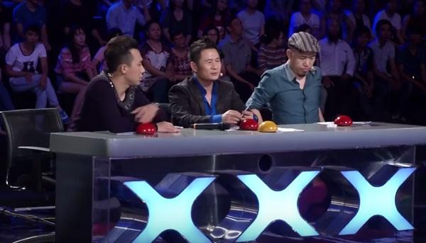 Trấn Thành, Bằng Kiều và Huy Tuấn vẫn giữ vai trò giám khảo trong tập 6.
