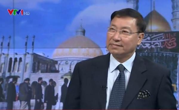 Đại sứ Nguyễn Quang Khai – Nhà phân tích về tình hình Trung Đông