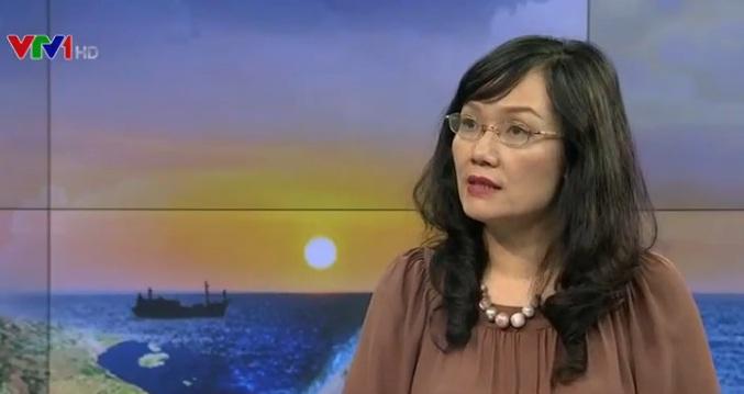 TS Phạm Lan Dung – giảng viên khoa Luật quốc tế, Học viện Ngoại giao
