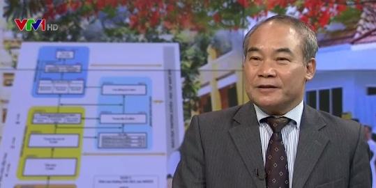 Thứ trưởng Giáo dục và Đào tạo Nguyễn Vinh Hiển