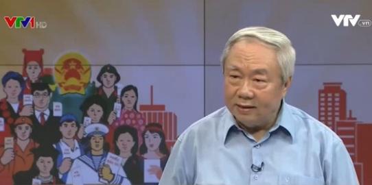 Ông Vũ Mão - Nguyên Chủ Nhiệm văn phòng Quốc hội