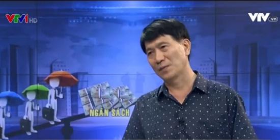 PGS.TS Ngô Thành Can bình luận về khó khăn trong tinh giản biên chế ở chương trình Vấn đề hôm nay.