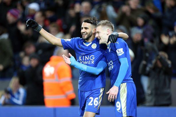 Arsenal tính thả lưới cả mẻ Vardy và Mahrez của Leicester