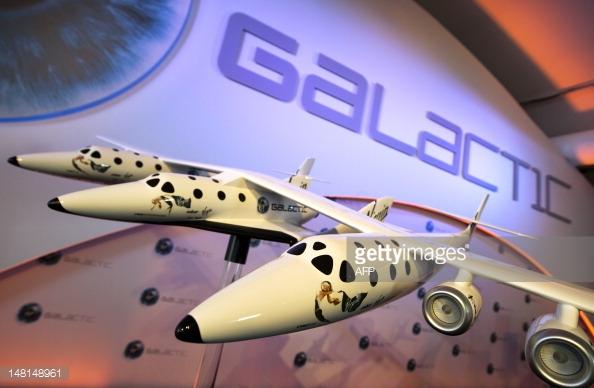 Virgin Galactic - mô hình tàu không gian vũ trụ thương mại đầu tiên trên thế giới