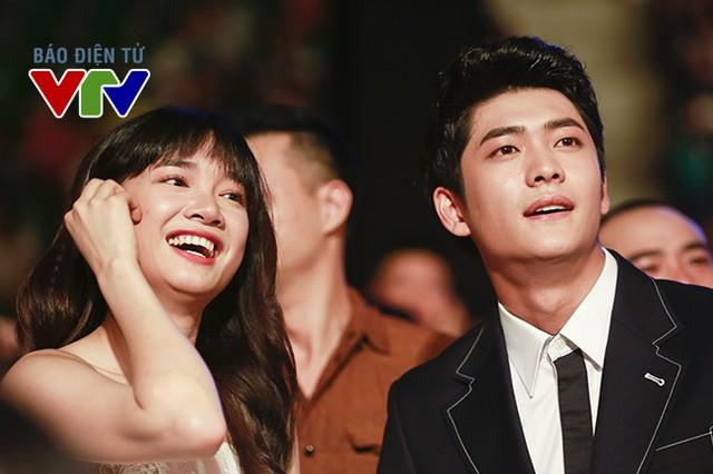 Nhã Phương và Kang Tae Oh
