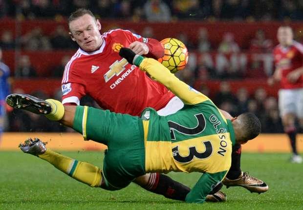 Rooney và các đồng đội sẽ không được phép mắc sai lầm ở 3 vòng đấu còn lại (Ảnh: Getty)