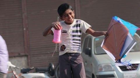 Thả diều là trò chơi phổ biến và được ưa thích tại Ấn Độ. (Ảnh: en.francais-express.com)