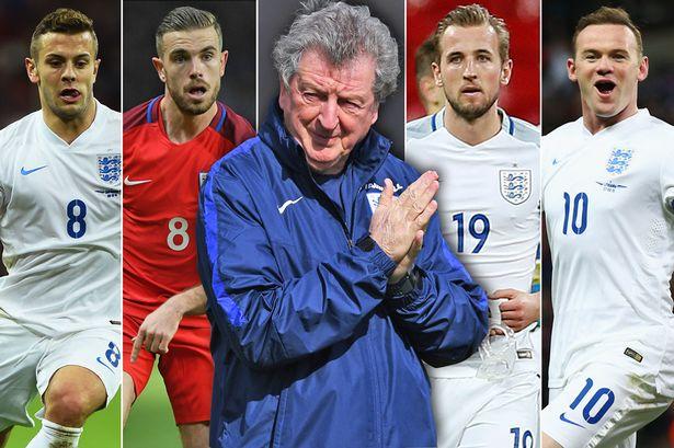 Rất nhiều thách thức chờ đợi thầy trò HLV Roy Hodgson ở chặng đường phía trước tại EURO 2016