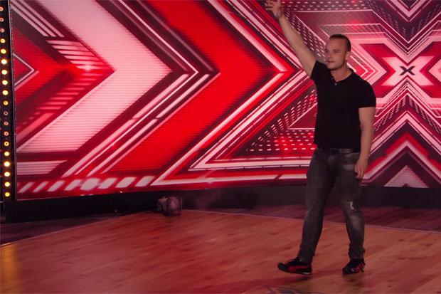 Nam thí sinh khuấy động The X-Factor Anh 2016 (Ảnh: ITV)