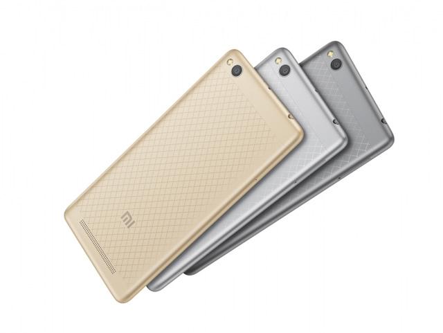 Thiết kế của phiên bản gốc Xiaomi Redmi 3