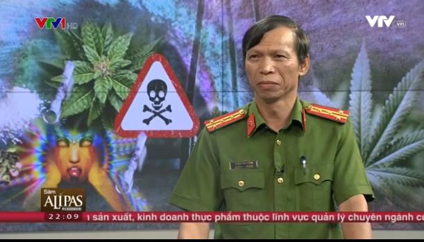 Đại tá Phạm Văn Chỉnh - Phó Cục trưởng Cục Cảnh sát Điều tra tội phạm ma túy, Bộ Công an.