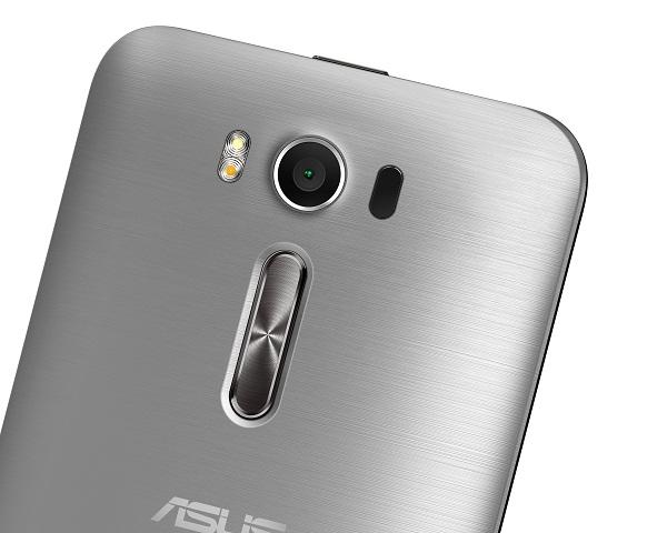ZenFone 2 Laser 5.0 LTE được trang bị camera 13MP với khả năng lấy nét laser siêu nhanh chỉ 0.03 giây