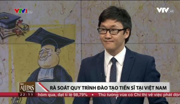 TS Phạm Sỹ Thành.