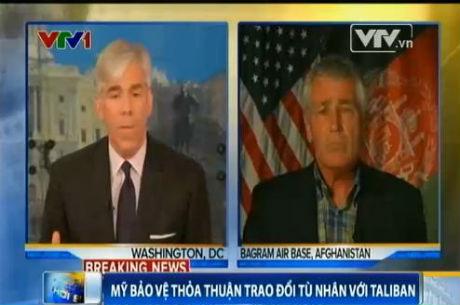 Mỹ bảo vệ thỏa thuận trao đổi tù nhân với Taliban