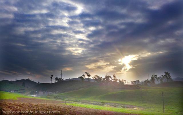 Thảo nguyên Mộc Châu từ lâu được biết tới như điểm du lịch nổi tiếng của tỉnh Sơn La. Nơi đây hấp dẫn du khách bởi không khí trong lành, sự thân thiện, gần gũi của người dân bản xứ và thiên nhiên đẹp như tranh vẽ.