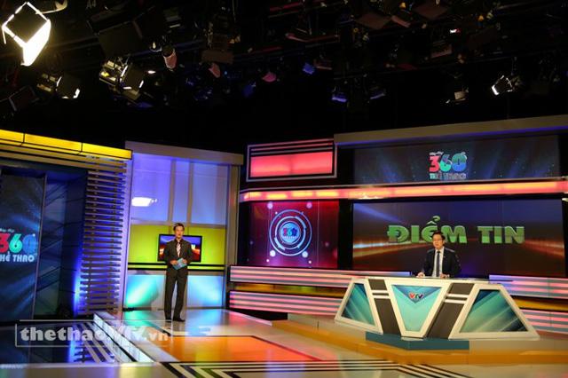 Nhịp đập 360 độ Thể thao là bản tin thể thao sớm nhất trong ngày của Đài THVN