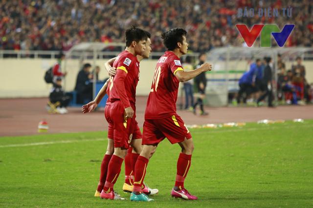 Các cầu thủ Việt Nam đã nhập cuộc quá tự tin trong trận đấu với Malaysia.