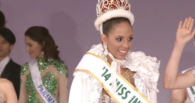 Đặng Thu Thảo, Hoa hậu Quốc tế