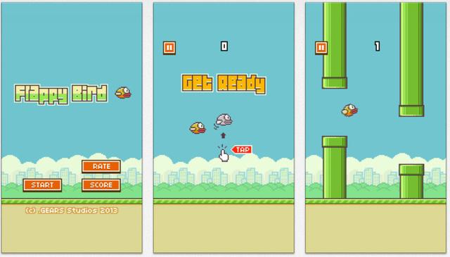 Game Flappy Bird gắn liền với tên tuổi của Nguyễn Hà Đông