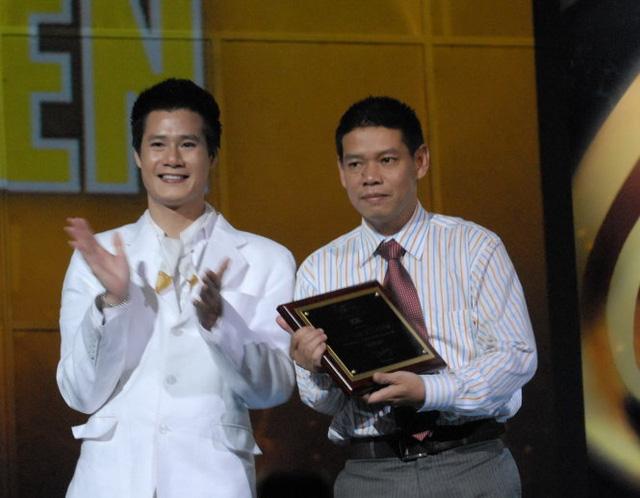 Nhạc sĩ Võ Thiện Thanh (phải) - Ảnh: T.T.D