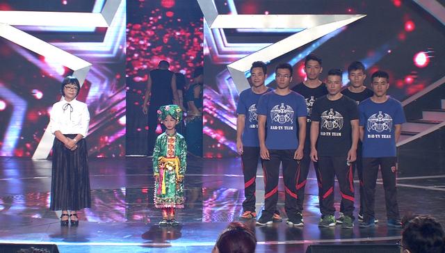 Top 3 thí sinh nhận được số lượng bình chọn cao nhất của khán giả sau liveshow đầu tiên