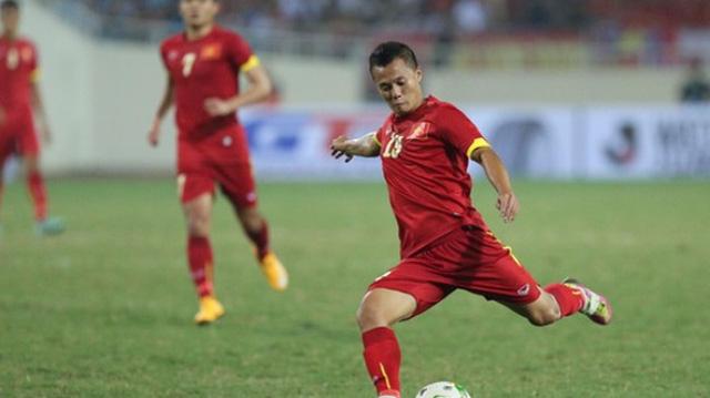 Thành Lương đã thi đấu rất xuất sắc tại AFF Cup 2014