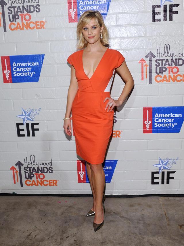 Nữ diễn viên Reese Witherspoon (Ảnh NY Daily)
