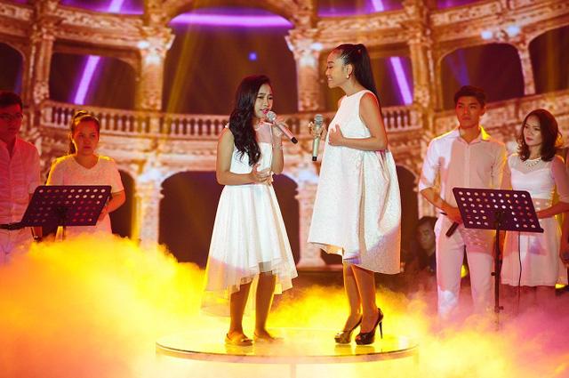 Bé Trần Kayon Thiên Nhâm kết hợp cùng Đoan Trang trong ca khúc tiếng Anh Power of the dream