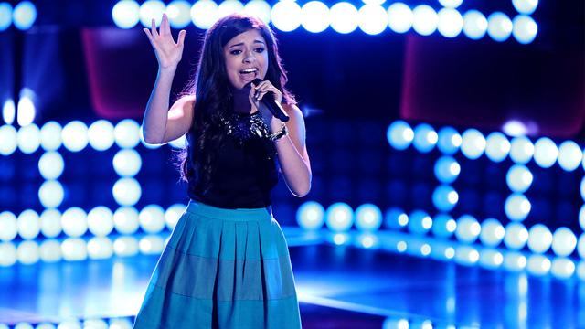 Bryana Salaz, 16 tuổi thể hiện ca khúc Problem