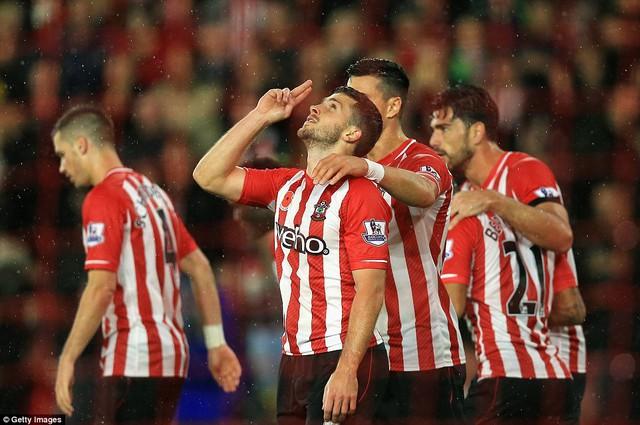 Southampton đang cho thấy mình là một tập thể chơi vô cùng gắn kết và đồng đều.
