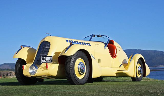 Duesenberg SJ Speedster 1935