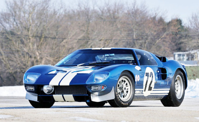 Ford GT40 Prototype 1964