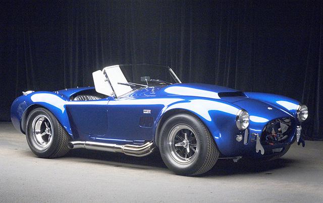 """Shelby Cobra 427 """"Super Snake"""" 1966"""